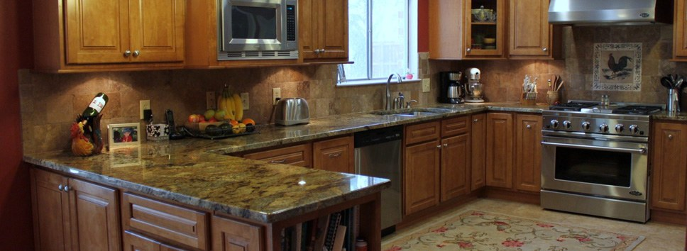 Creative Natural Stone Countertops